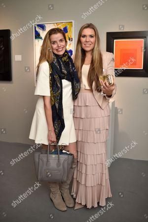 Sabine Roemer and Fiona Barratt-Campbell