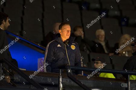 Scotland ground george bowie
