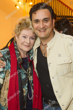 Janet Suzman and Tim Arnold