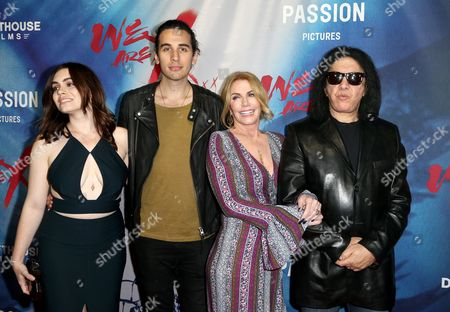 Editorial photo of 'We Are X' film premiere, Arrivals, Los Angeles, USA - 03 Oct 2016