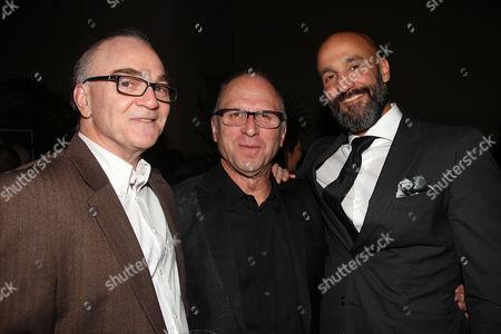 Eamonn Bowles, Bob Berney and Jason Ropell