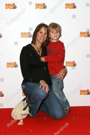 Editorial picture of Postman Pat 25th Anniversary Party, Kensington Roof Gardens, London, Britain - 02 Sep 2006