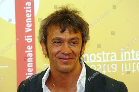 Director Gianluca Maria Tavarelli