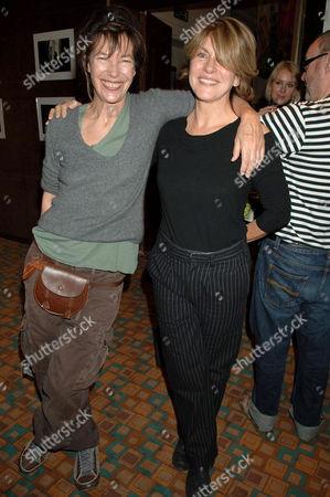 Jane Birkin and Gabby Neiers Crawford