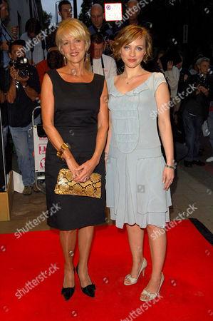 Editorial image of The TV Quick and TV Choice awards at the Dorchester Hotel, London, Britain - 04 Sep 2006