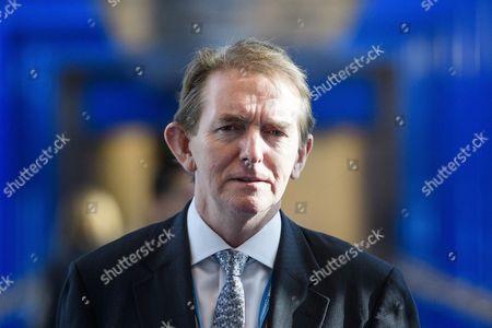 Editor of the Sun Newspaper, Tony Gallagher