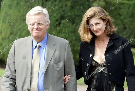 Michael Grade and wife, Francesca Mary Leahy