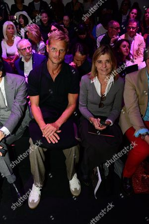 Arnaud Lemaire in the front row