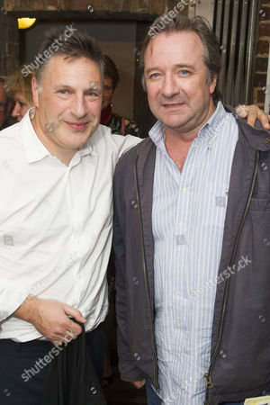 Patrick Marber (Director) and Neil Pearson