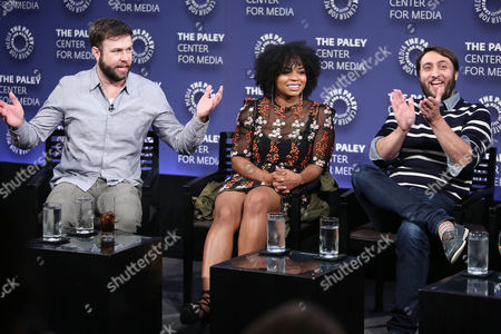 Editorial picture of PaleyLive Presents - 'Drunk History', New York, USA - 04 Oct 2016