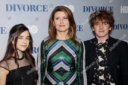 Sterling Jerins, Sharon Horgan (Creator, Exec Producer), Charlie Kilgore