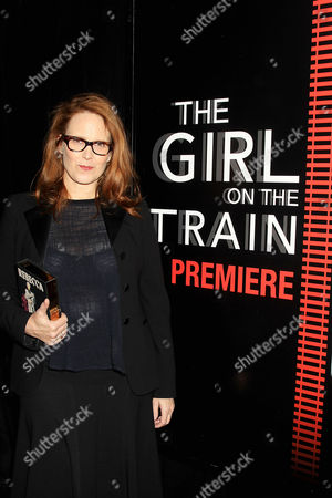 Editorial photo of Universal Pictures Presents The American Premiere of Dreamworks Pictures and Reliance Entertainments 'The Girl On The Train', New York, USA - 04 Oct 2016