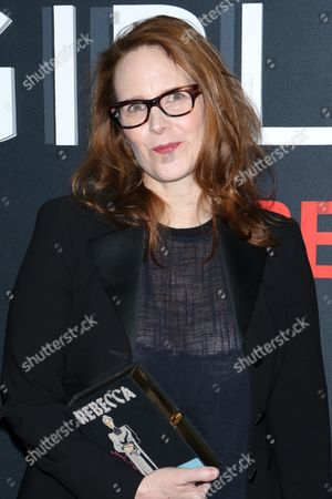 Editorial image of 'The Girl on the Train' film premiere, New York, USA - 04 Oct 2016