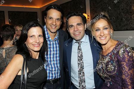 Phyllis Fierro, Ralph Macchio, Mario Cantone, Sarah Jessica Parker