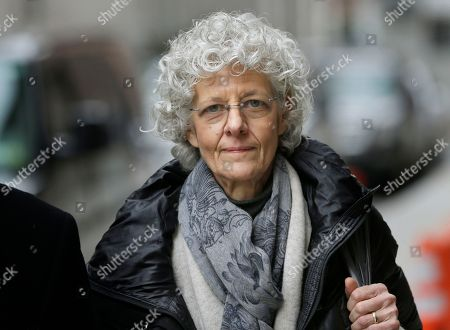 Stock Picture of Ann Freedman Ann Freedman, former director of Knoedler & Company art gallery, leaves a courthouse in New York, . Domenico De Sole, the chairman of the board at Sotheby's auction house, is suing the gallery over a fake Rothko painting he bought for $8.3 million, which was actually painted by a Chinese immigrant in his garage