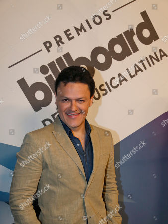 Pedro Fernandez Pedro Fernandez, one of the official hosts for the 2016 Billboard Latin Music Awards, poses on the Red Carpet after a news conference announcing the finalists for the 2016 Billboard Latin Music Awards, in Miami. The awards show will be broadcast live on Telemundo, April 28