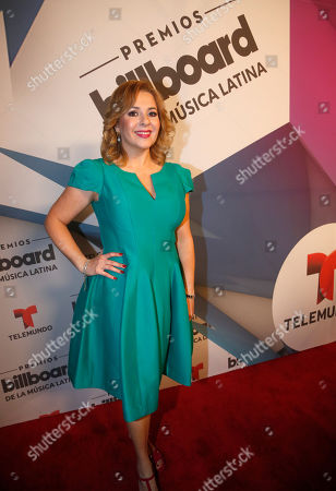 Ana Maria Canseco Mexican television personality Ana Maria Canseco poses on the Red Carpet after a news conference announcing the finalists for the 2016 Billboard Latin Music Awards, in Miami. The awards show will be broadcast live on Telemundo, April 28