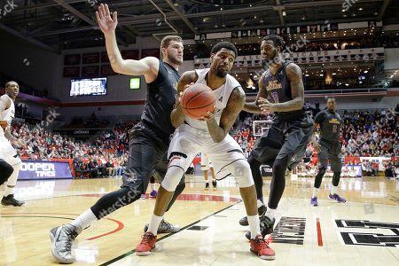 Editorial photo of East Carolina Cincinnati Basketball, Cincinnati, USA