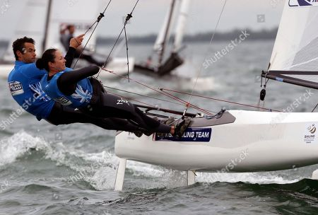 Editorial picture of ISAF Sailing World Cup Miami, Miami, USA