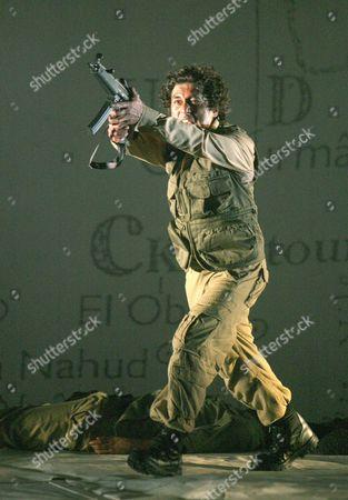 'Gaddafi : A Living Myth' - Ramon Tikaram