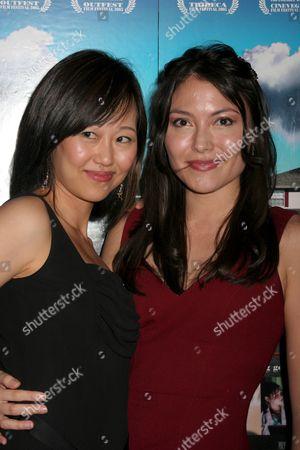 Stock Photo of Elaine Kao, Mia Riverton