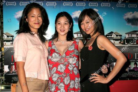 Jacqueline Kim, Kathy Shao-Lin Lee and Elaine Kao