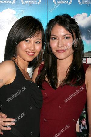Elaine Kao and Mia Riverton