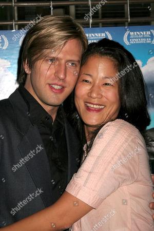 Jayce Bartok and Jacqueline Kim