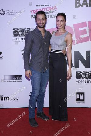 Mariano Palacios and Vanesa Restrepo