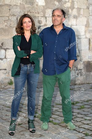 Valerie Karsenti and Frederic Pierrot