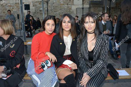 Bettina Looney, Soraya Bakhtiar, Kristina Bazan