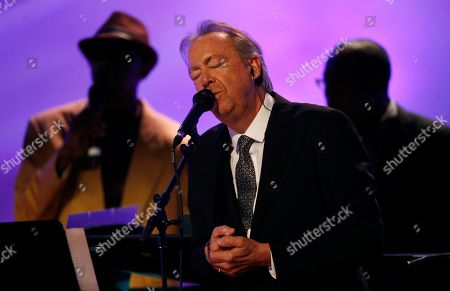 Boz Scaggs Boz Scaggs sings during a funeral tribute to Allen Toussaint in New Orleans, . New Orleans and lovers of New Orleans' rich musical heritage crowded into the historic Orpheum theater Friday and bid goodbye in words and song to Toussaint, a prolific songwriter, performer and producer who died last week at age 77