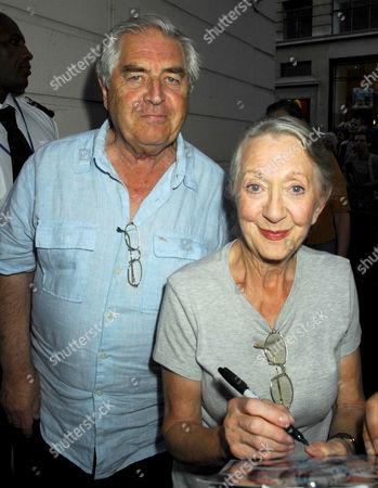 Peter Baldwin and Thelma Barlow