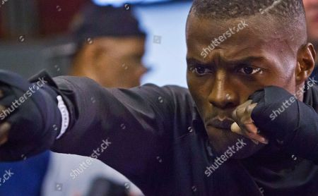 Peter Quillin Brooklyn's middleweight boxer Peter Quillin workout at Gleason's Gym, in Brooklyn, N.Y. Quillin will fight Brooklyn's Daniel Jacobs for the WBA World middleweight title in the main event, during Showtime championship boxing at Barclays Center, Saturday Dec. 5