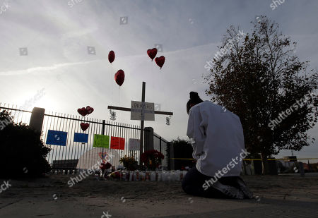 Editorial image of California Shootings, San Bernardino, USA