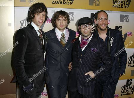 OK Go - Andy Ross, Tim Nordwind, Damien Kulash, Dan Konopka