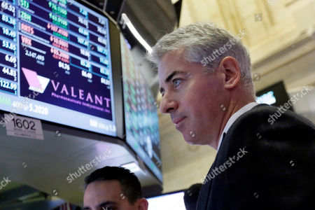Bill Ackman Bill Ackman, CEO and founder of Pershing Square Capital and Valeant Pharmaceuticals' second largest shareholder, visits the company's trading post on the floor of the New York Stock Exchange. Ackman is one of the better-known activist investors because his campaigns are so aggressive and because he often makes his case publically