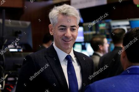 Bill Ackman Bill Ackman, CEO and founder of Pershing Square Capital, visits the floor of the New York Stock Exchange