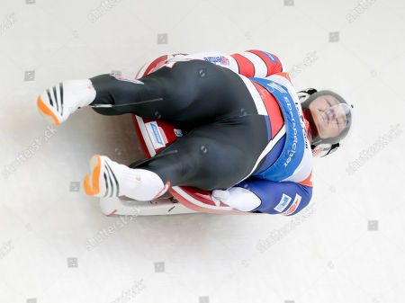 Aidan Kelly Aidan Kelly, of the United States, competes in the men's luge World Cup race, in Lake Placid, N.Y