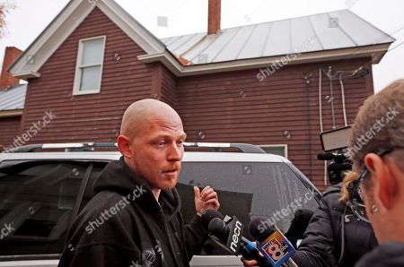 Jason Thomas Jason Thomas speaks to reporters outside his home, next door to a home where two women and a man were shot to death in Oakland, Maine. Police say the gunman shot himself outside the residence and was found in the driveway. Thomas said he spoke by cell phone to one of the victims after she was shot but did not know what sparked the violence