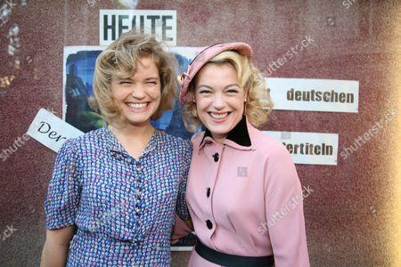 Sarah Biasini and Elke Winkens