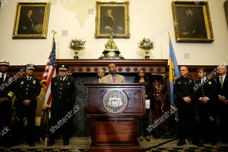 Michael Nutter Philadelphia Mayor Michael Nutter speaks with members of the media during a news conference, at City Hall in Philadelphia. Nutter along with local and federal officials discussed security measures for the upcoming 22nd annual Philadelphia Marathon