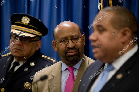 Editorial photo of Philadelphia Police Shootings, Philadelphia, USA