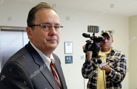 Alan Mortensen Alan Mortensen, attorney for Elissa Wall, speaks with reporters following a hearing, in Salt Lake City. The Utah Supreme Court heard arguments in a lawsuit filed by Wall who says polygamous leader Warren Jeffs forced her to marry her cousin when she was 14. Wall is seeking as much as $40 million in damages from the communal property trust of the church group led by Jeffs. The fund is now controlled by the state
