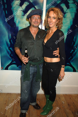 Adam Bricusse and Sarah Woodhead