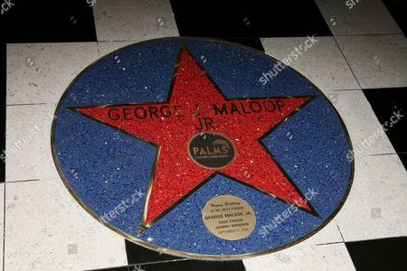 George Maloof Star