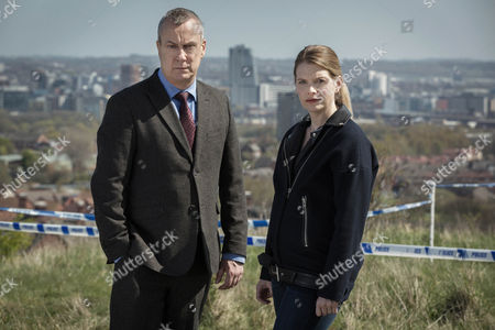 DCI Banks - Stephen Tompkinson] and DS Annie Cabbot - Andrea Lowe