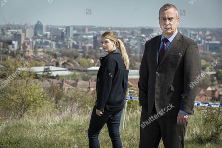 DS Annie Cabbot - Andrea Lowe] and DCI Banks - Stephen Tompkinson