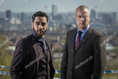 Editorial image of 'DCI Banks' TV Show, Series 5 - Sep 2016