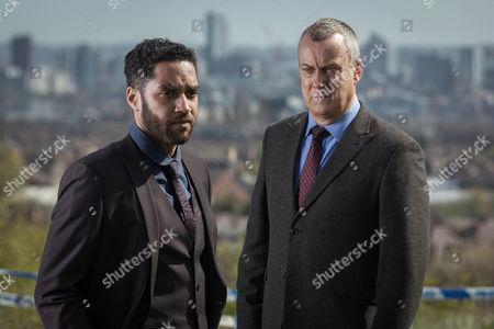 Vince Grady - Samuel Anderson] and DCI Banks - Stephen Tompkinson